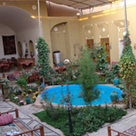 Yazd, Silk Road Hotel